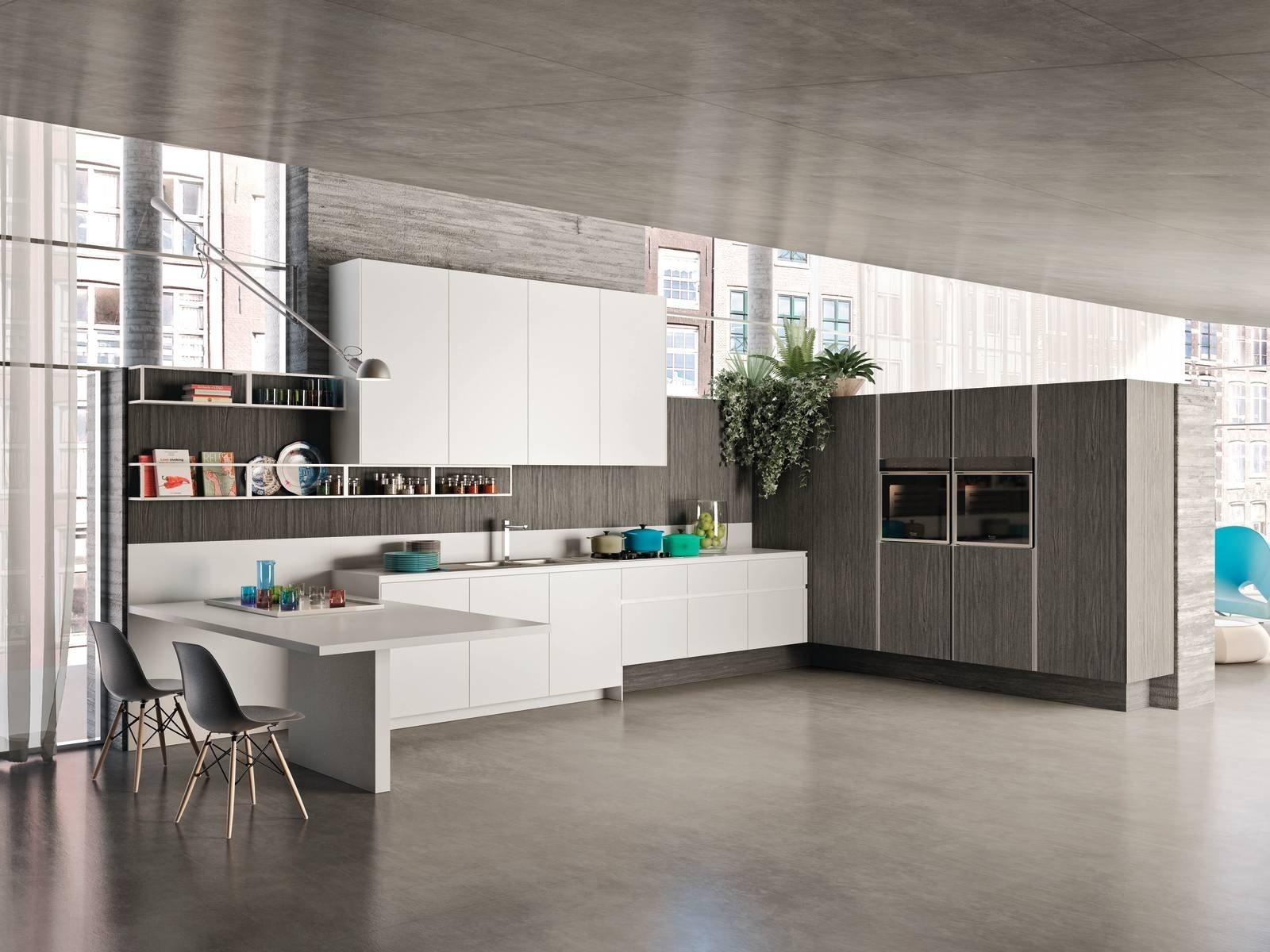 Eccezionale La cucina sotto la finestra: 12 composizioni cui ispirarsi - Cose  QB09