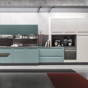 Cucina colorata: 10 modelli supervivaci e moderni o sobri e ...