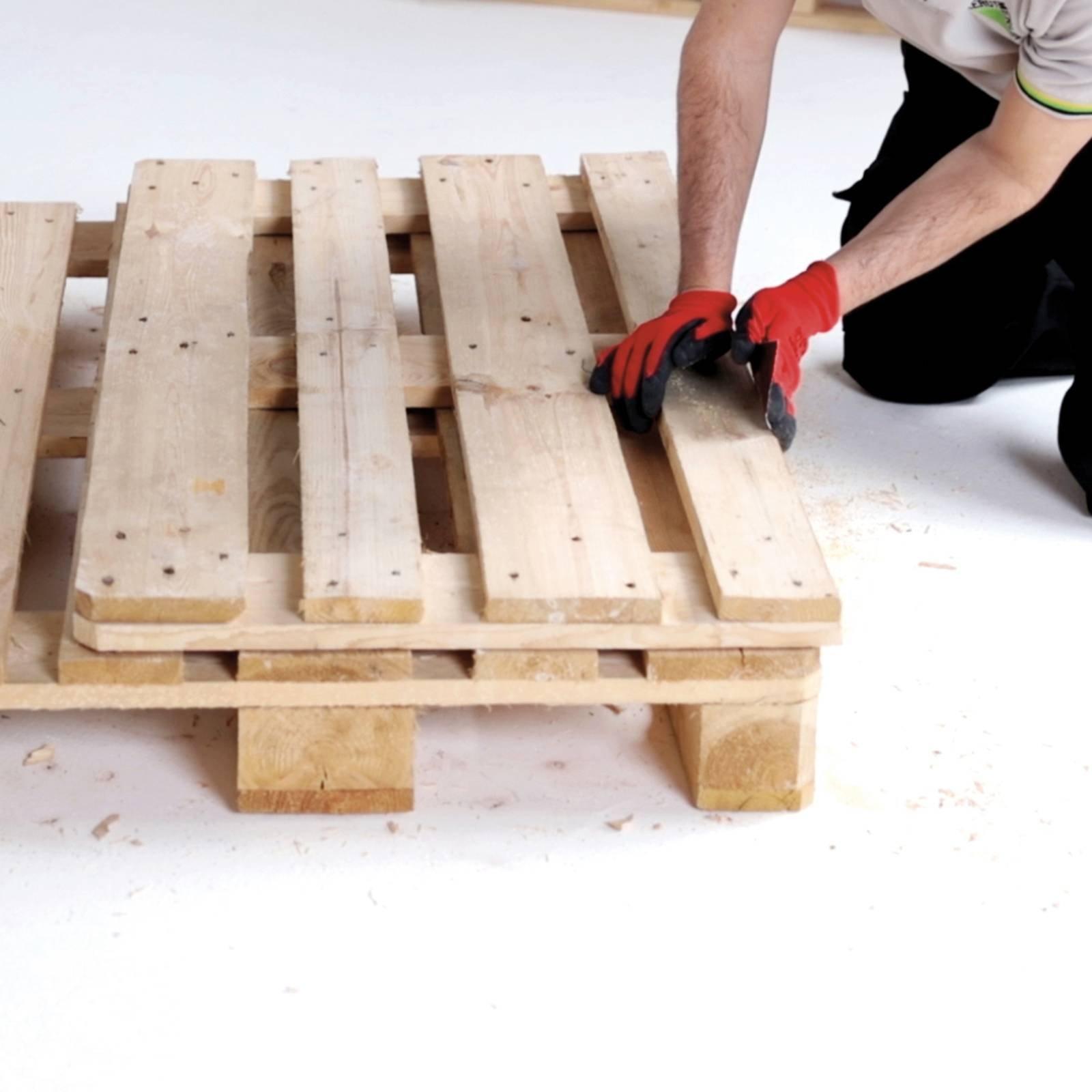 Come costruire un divano con i pallet cose di casa for Bancali leroy merlin