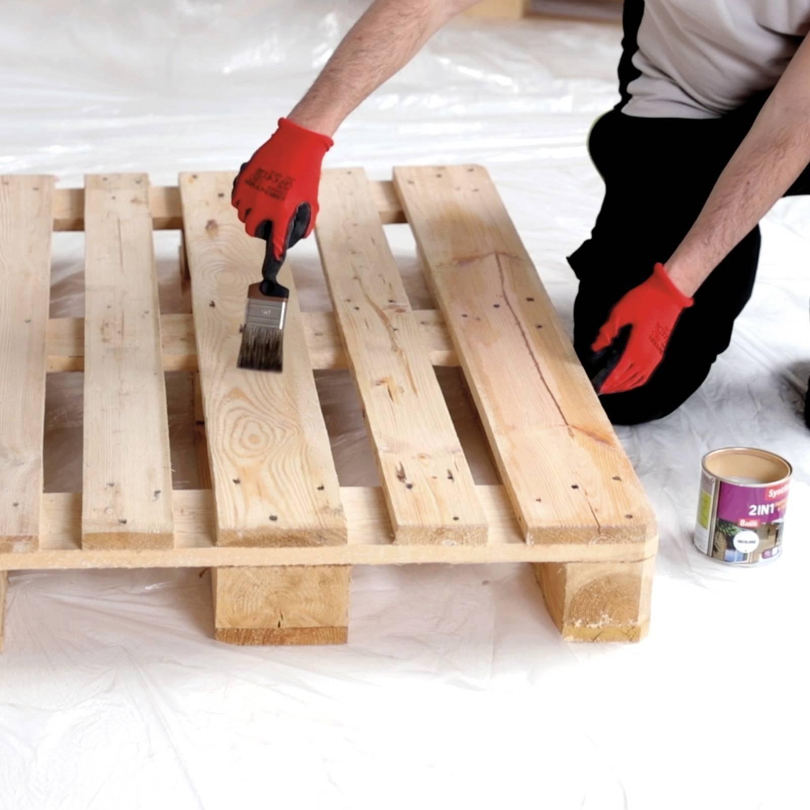Come costruire un divano con i pallet cose di casa for Mobile tv leroy merlin