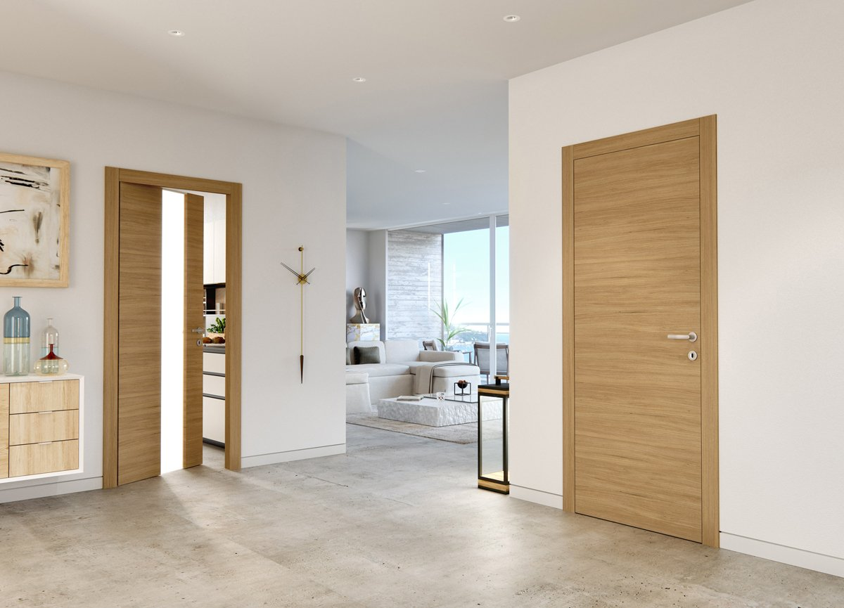 Porte come elementi d 39 arredo le novit della collezione for Corsi per arredatore d interni