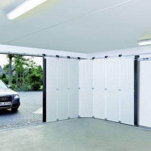 Porta per garage basculante a serranda o sezionale for Prezzo del garage 16x20