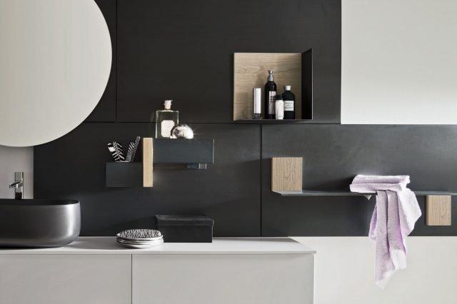 3arcom magnetica accessori bagno
