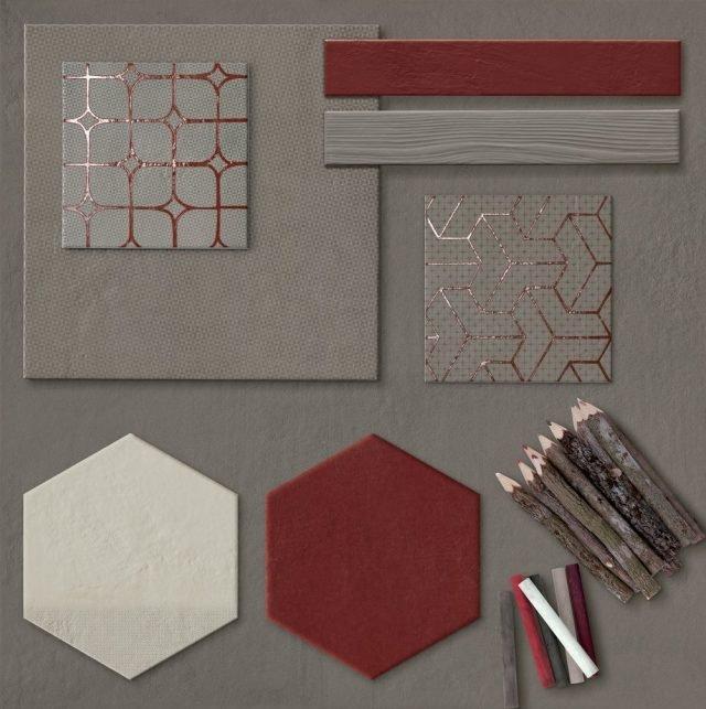 Piastrelle MATCold Materials
