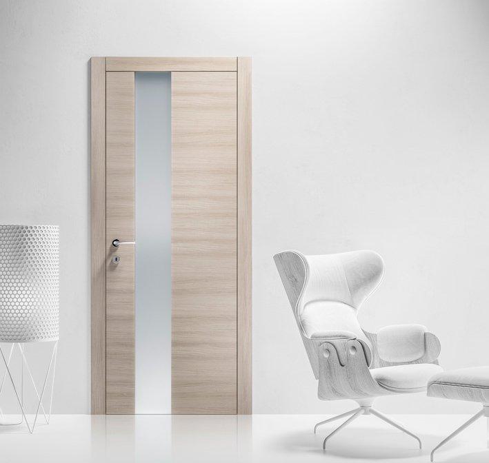 Porte come elementi d 39 arredo le novit della collezione - Replica porta a porta di ieri ...