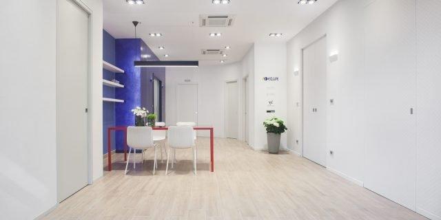 Eclisse inaugura il primo showroom a Pescara