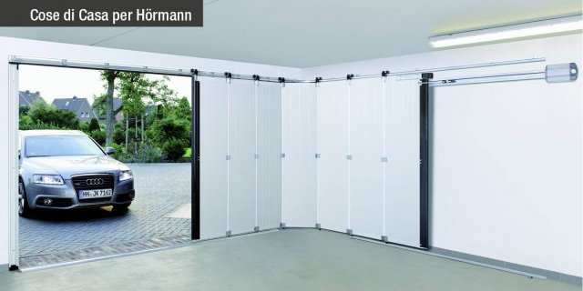 Porta per garage: basculante, a serranda o sezionale?