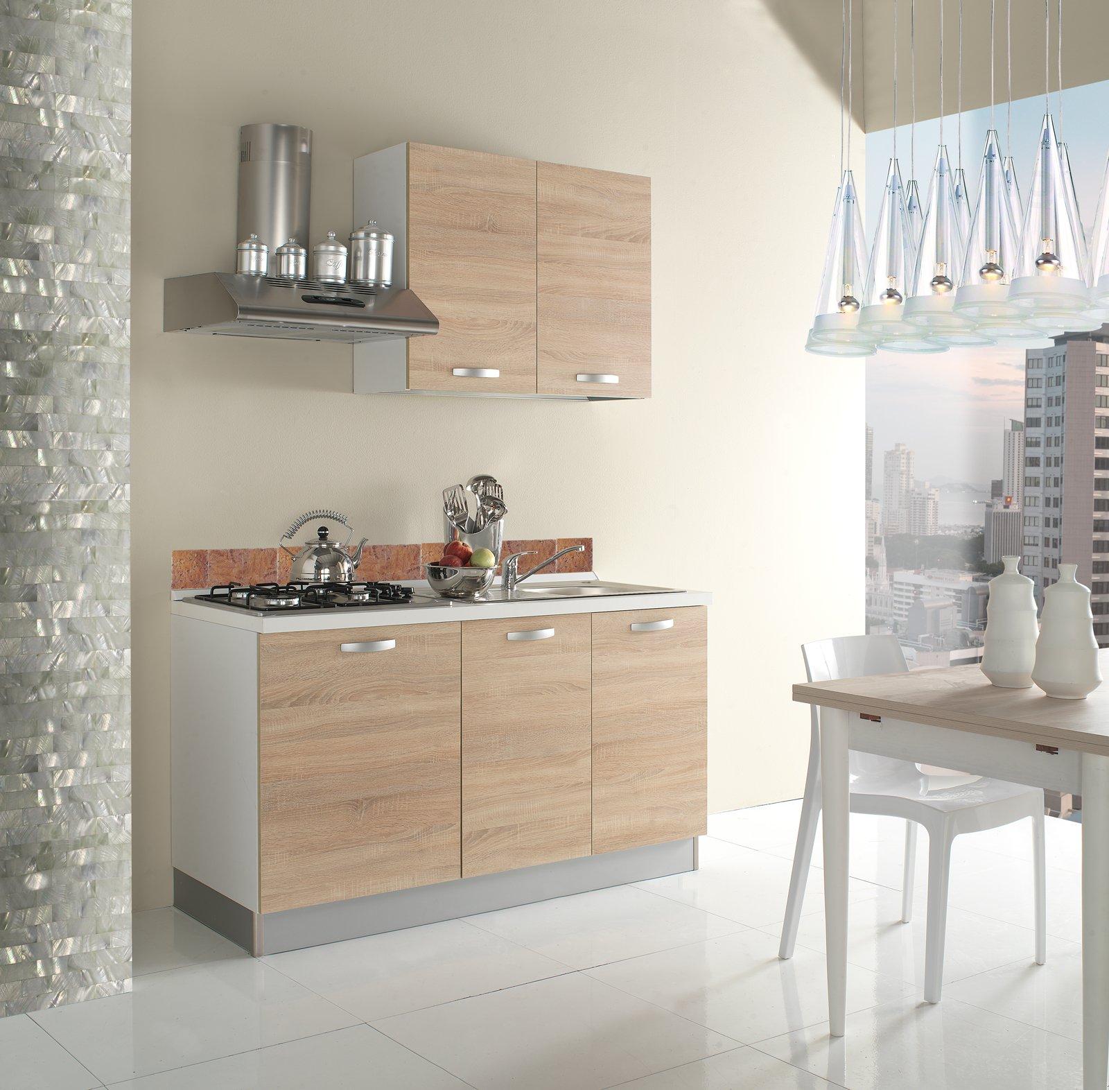 Mini cucina jolly salvaspazio dalle funzioni dichiarate o - Cucine per angolo cottura ...