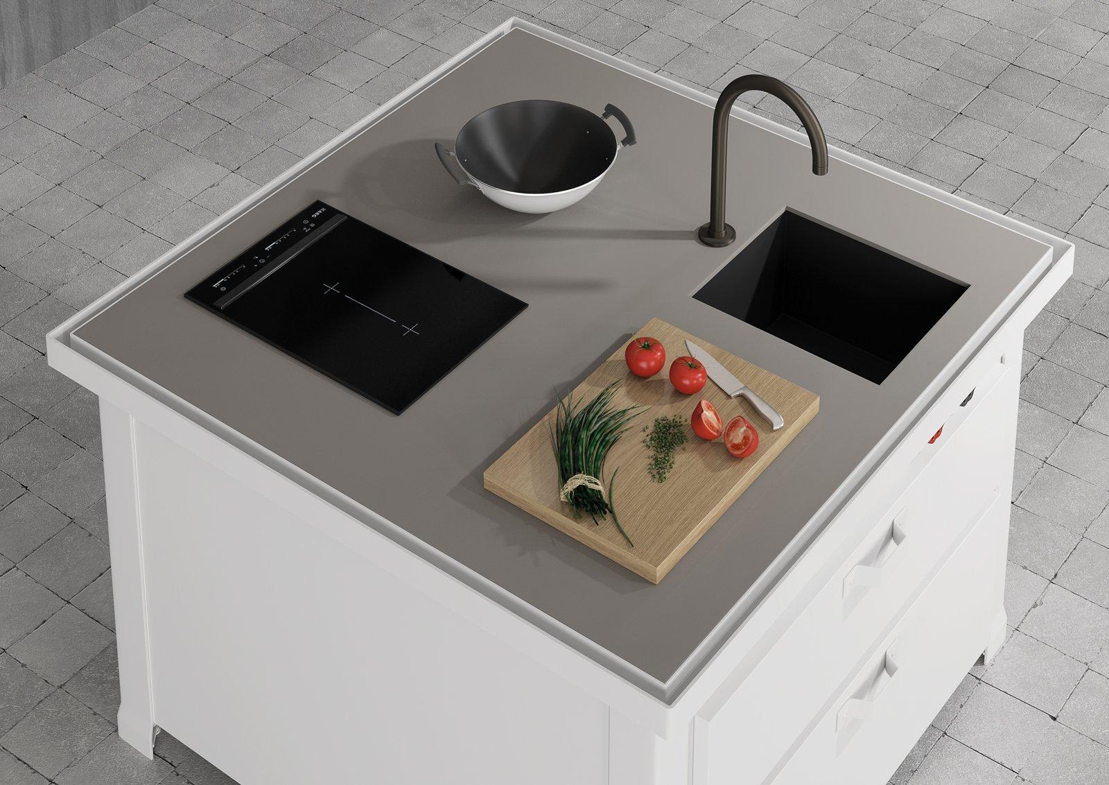 Mini cucina: jolly salvaspazio dalle funzioni dichiarate o ...