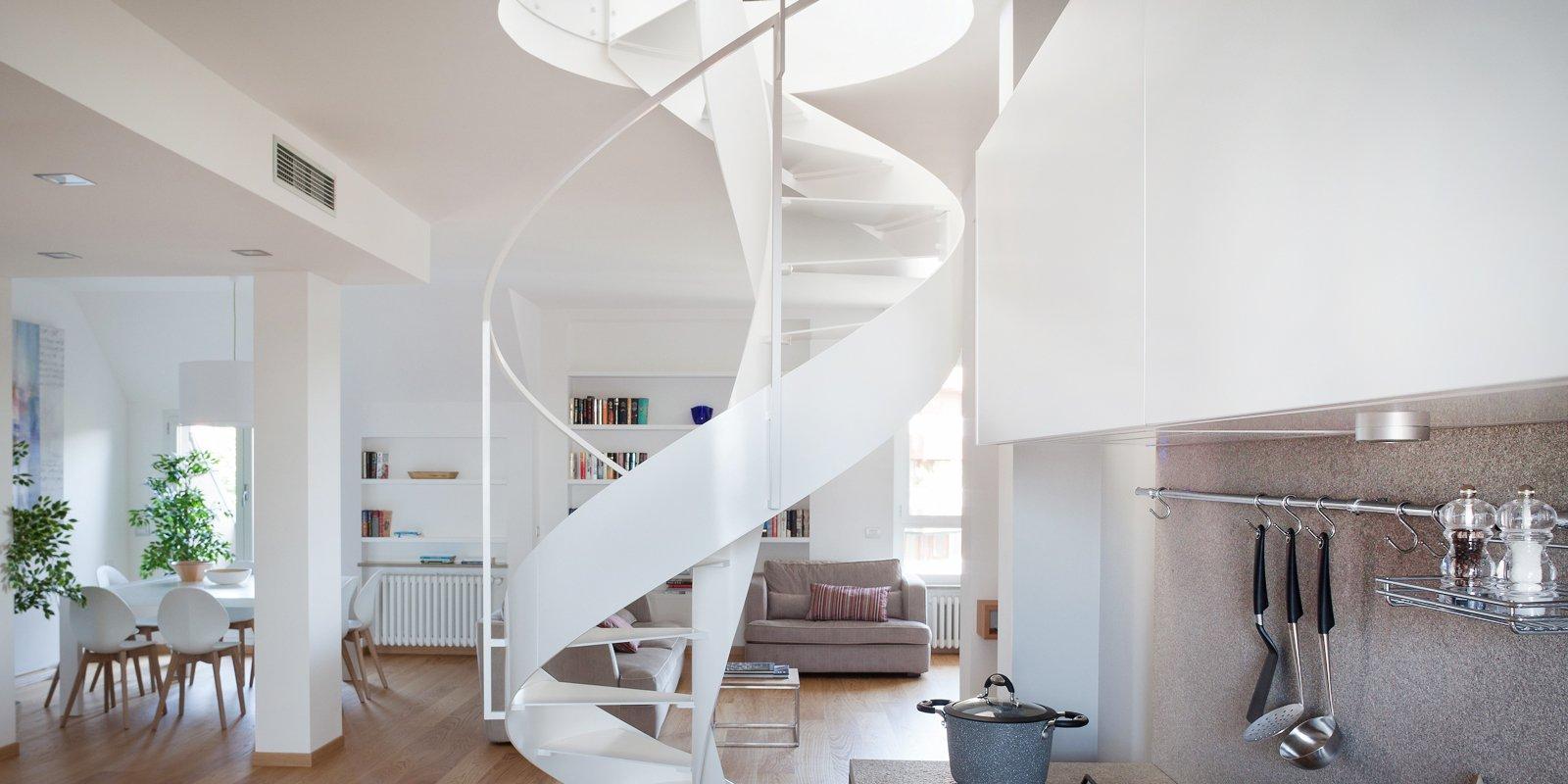Scala elicoidale modulare o su misura cose di casa for Piccoli piani di casa in cemento