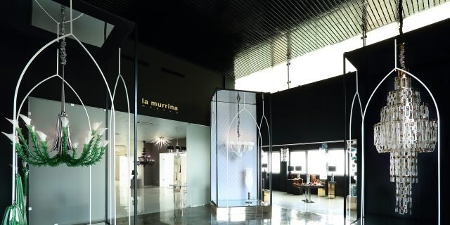Nuovo showroom La Murrina: 1500 metri quadrati open space