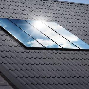 Viessmann Vitosol 200-FM, con brevetto antistagnazione ThermProtect
