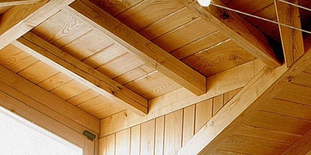 Tetto ventilato, isolato per il giusto microclima indoor dell'abitazione sottostante