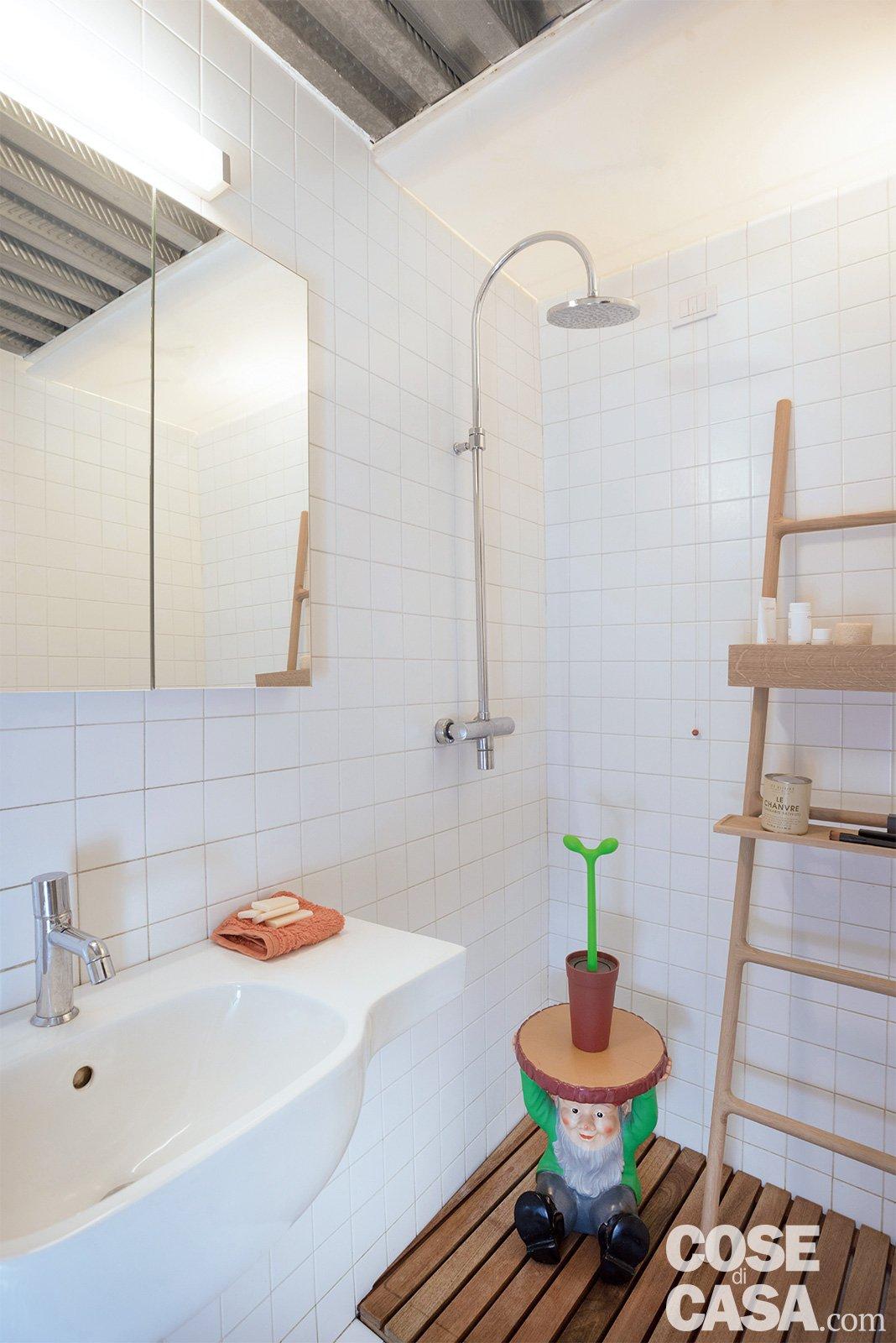 Una casa con soluzioni da copiare: factory urbano con mini soppalco ...