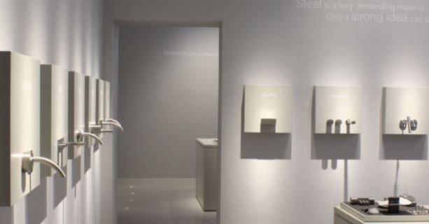 L'acciaio in mostra da CEA a Milano
