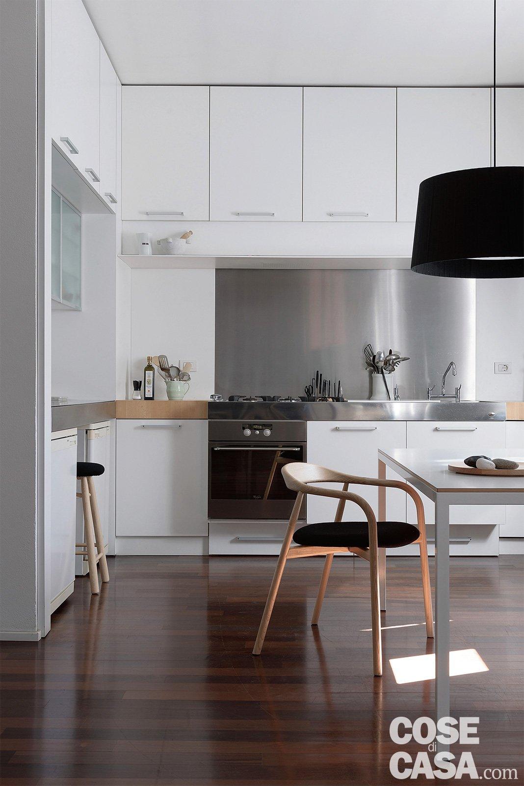 Cucina cose di casa - Cucina con soppalco ...