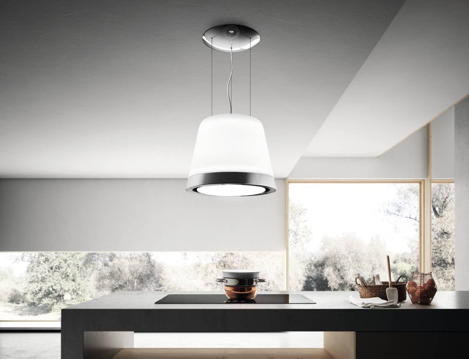 Cappa per la cucina design e funzionalit in primo piano for Cappa cucina design