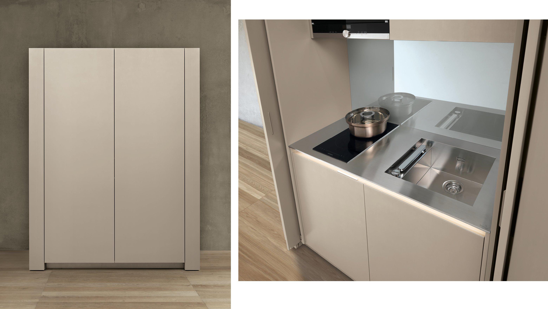 Mini Cucina A Scomparsa Ikea.Mini Cucina Jolly Salvaspazio Dalle Funzioni Dichiarate O