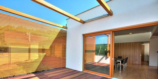 Del parquet sbiancanti e impregnanti per esterni e per interni with colorare casa esterno - Colorare casa esterno ...