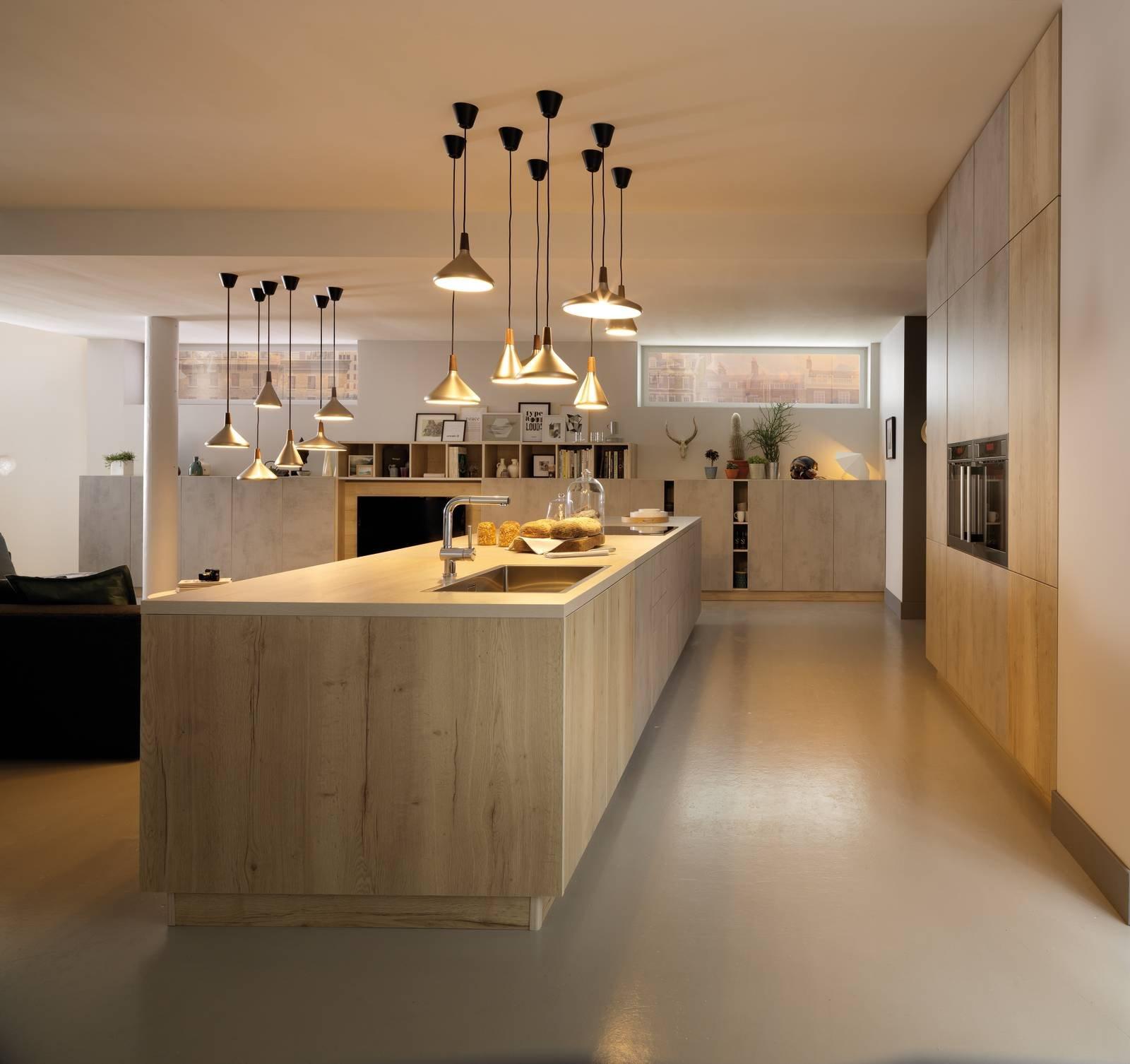 Cucine con l\'isola: 12 modelli per un living votato alla ...