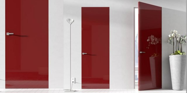 "Porte filomuro: ""mimetiche"", minimali o all'opposto decorative"