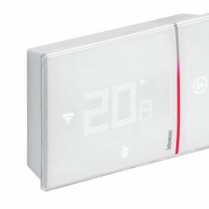 Termostato connesso Smarther di BTicino, versione a parete