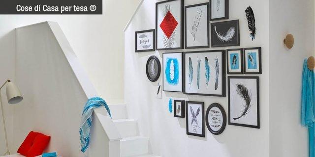 tesa®: sistema di fissaggio intelligente per appendere quadri e cornici come e dove vuoi