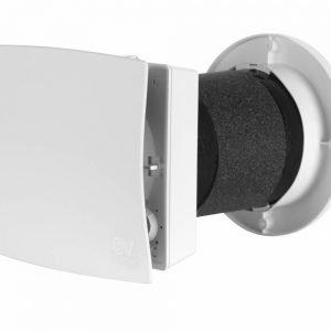 Si inserisce in ogni ambiente Vort HRW 20 MONO di Vortice, il recuperatore di calore  progettato per avere un'efficiente ventilazione in ambienti residenziali dove non è installabile un sistema centralizzato. Ha tre modalità di ventilazione: con recupero calore, con sola estrazione aria, con sola immissione d'aria. È disponibile con comandi integrati, controllabili da remoto oppure con comandi integrati e sensori di umidità relativa. www.vortice.it