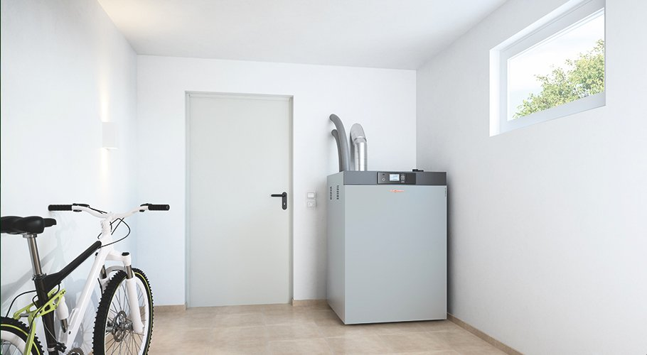 Il miglior sistema di riscaldamento per la tua casa for Caldaia a pellet vitoligno 300 c prezzi