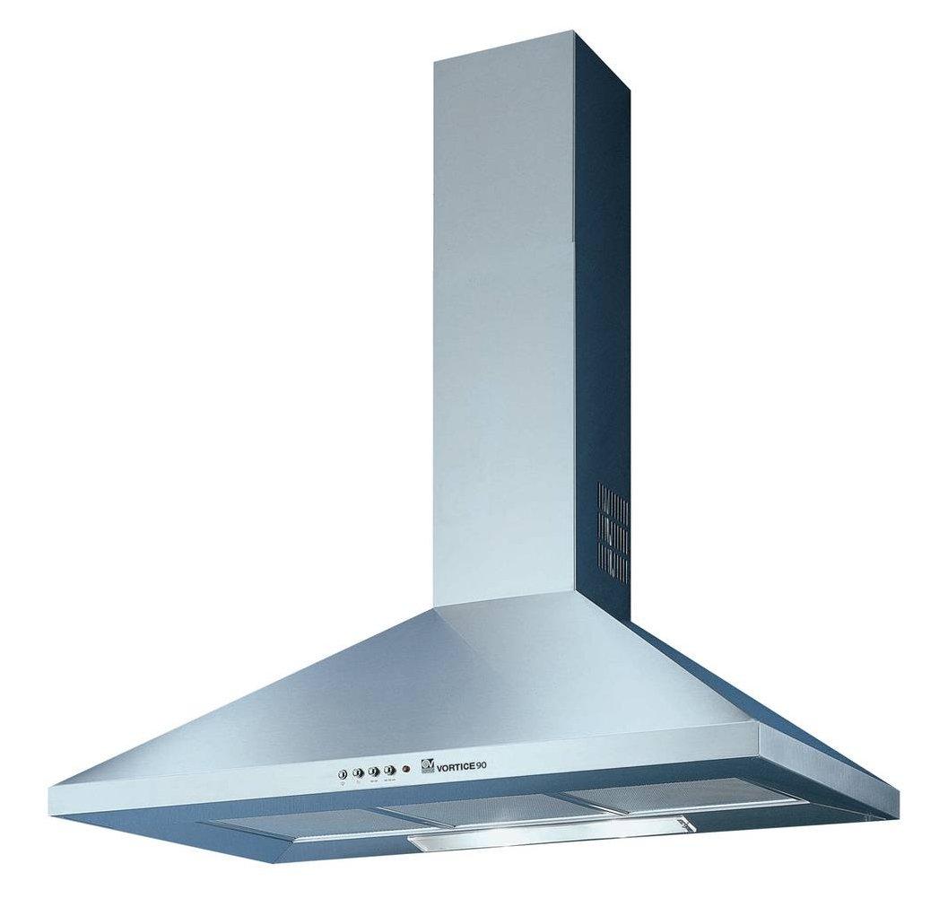 Cappa per la cucina design e funzionalit in primo piano for Cappe aspiranti per cucina vortice