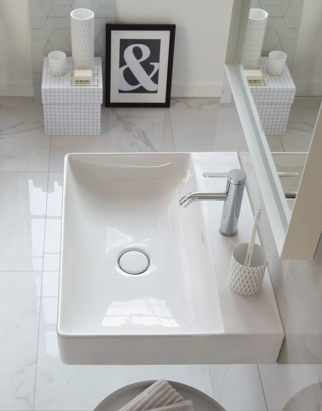 6duravit durasquare_lavabo sospeso
