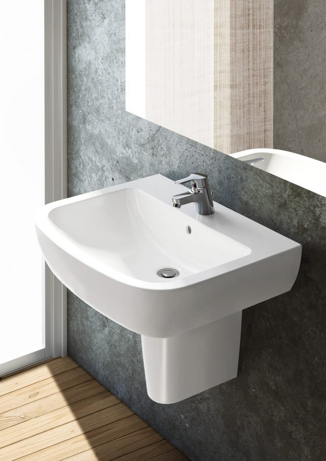 8ceramicadolomite gemma2 lavabo sospeso