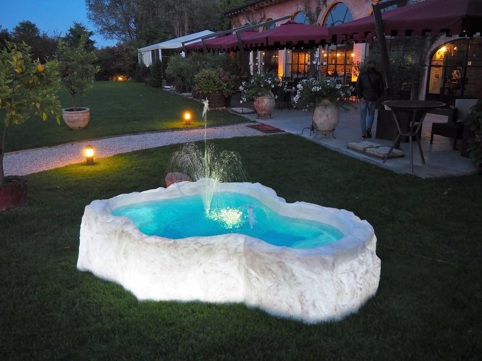 Minipiscina relax in ferie anche restando a casa cose for Laghetto in resina