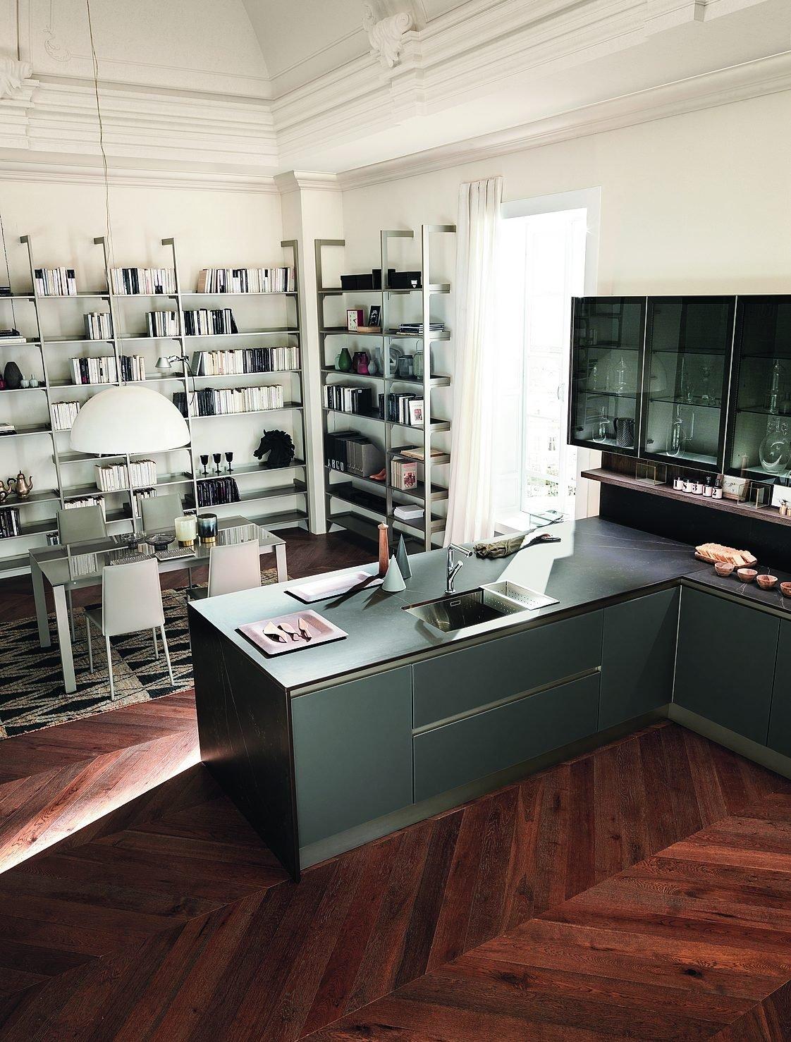 Top della cucina quale materiale scegliere per il piano di lavoro cose di casa - Piano cucina in dekton ...