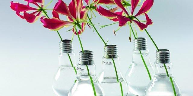 Un vaso per i fiori o anche solo per decorare un piano d'appoggio