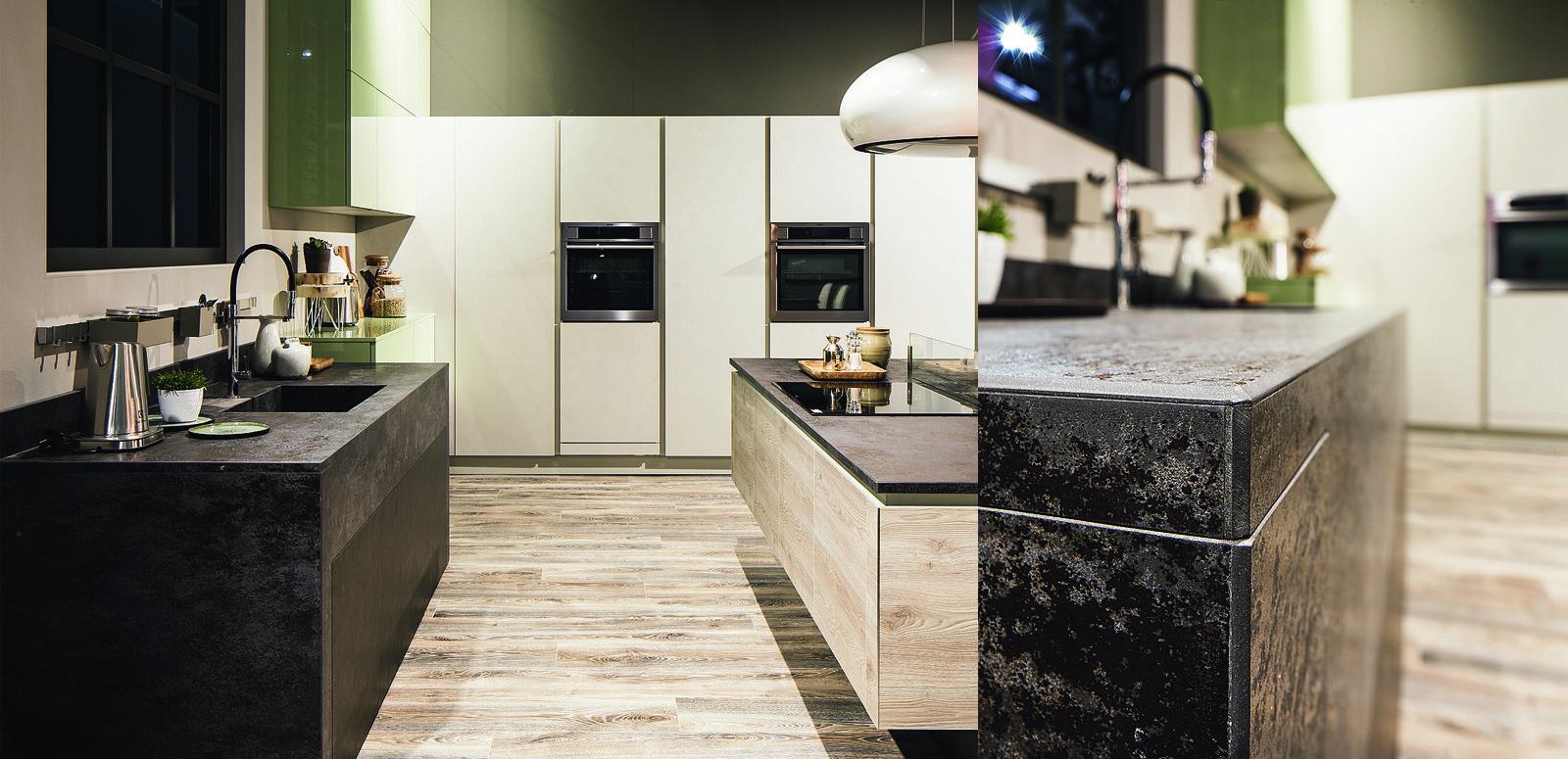 Top della cucina quale materiale scegliere per il piano - Piano lavoro cucina ...