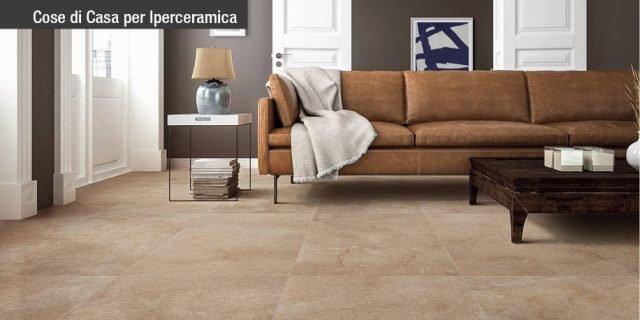 Pavimenti effetto pietra in gres porcellanato. Belli e superesistenti