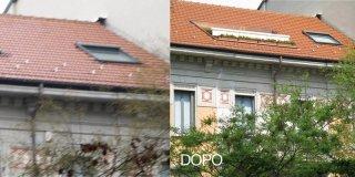 Terrazzo nel tetto: più luce in casa e uno spazio esterno che non c'era