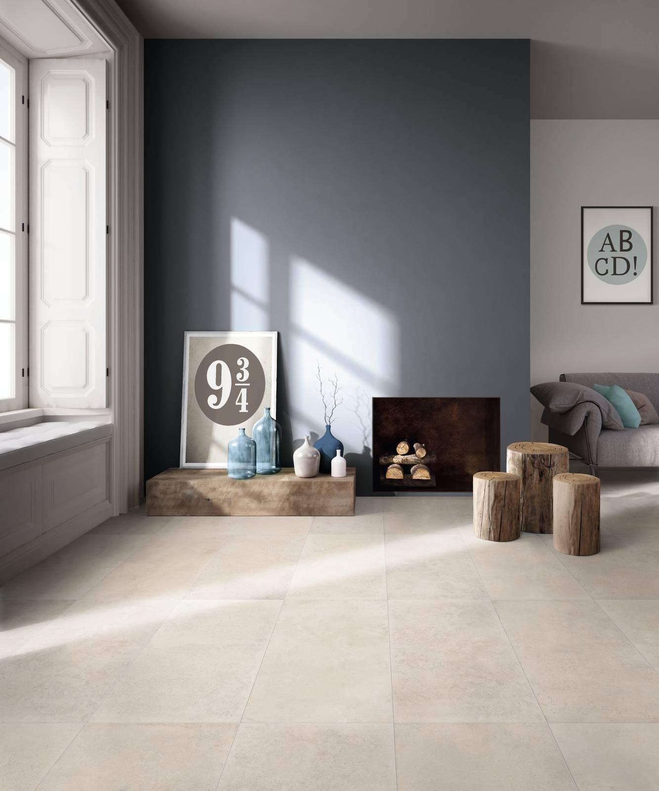 Pavimenti effetto pietra in gres porcellanato belli e for I pavimenti piu belli