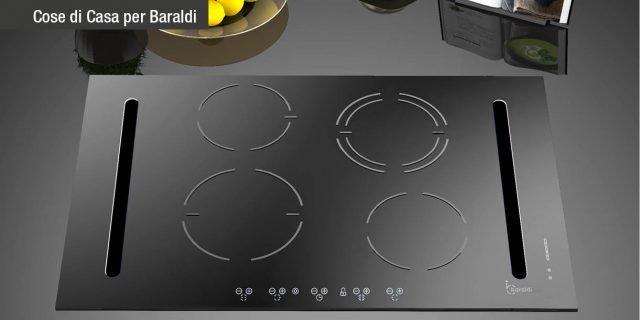 Diamond Baraldi: cuoce e aspira con la massima semplicità - Cose di Casa