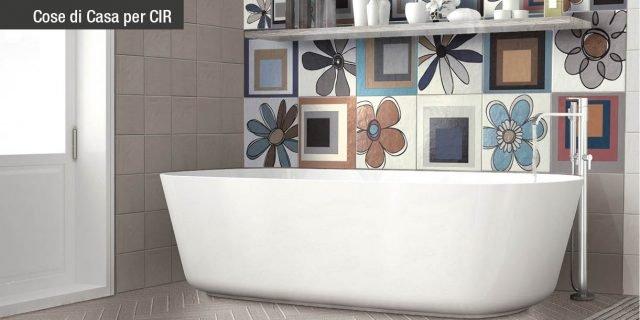 Ristrutturare casa costi lavori idee - Piastrelle per il bagno moderne ...