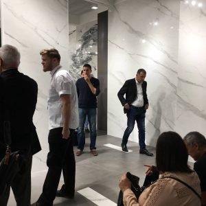Cercom Gruppo Romani Cersaie 2017