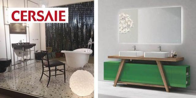 In diretta dal Cersaie 2017, le nuovissime tendenze per il bagno