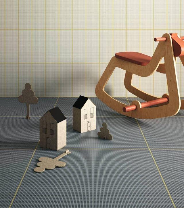 Piastrelle e rivestimenti per pareti e pavimenti le for Piastrelle 25x25