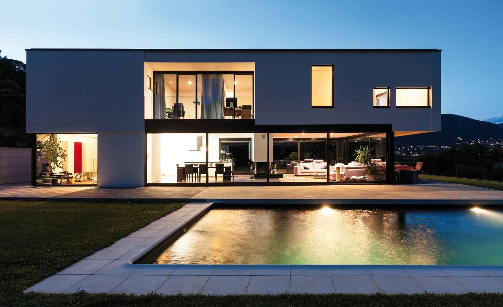 La thermofibra deceuninck per finestre leggere - La casa con le finestre che ridono ...