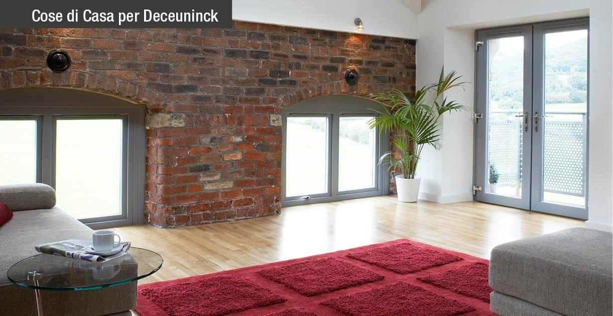 La thermofibra deceuninck per finestre leggere - Profili per finestre ...