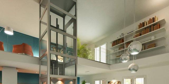 Mini ascensori per interni: basta scale in casa tua!