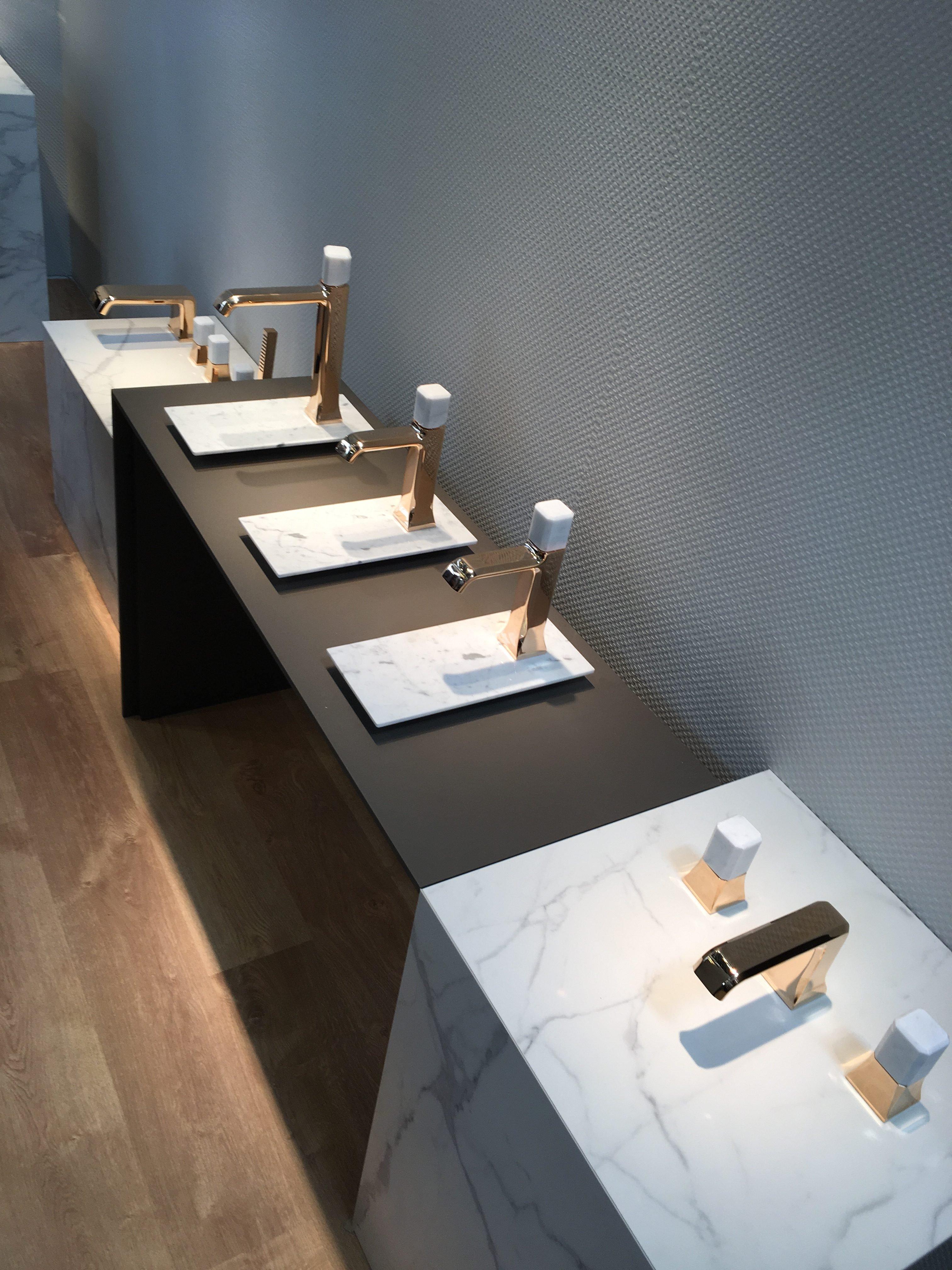 Cristina rubinetterie cersaie 2017 cose di casa for Nuove tendenze di casa