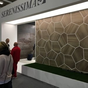 Gruppo Romani Serenissima Cersaie 2017