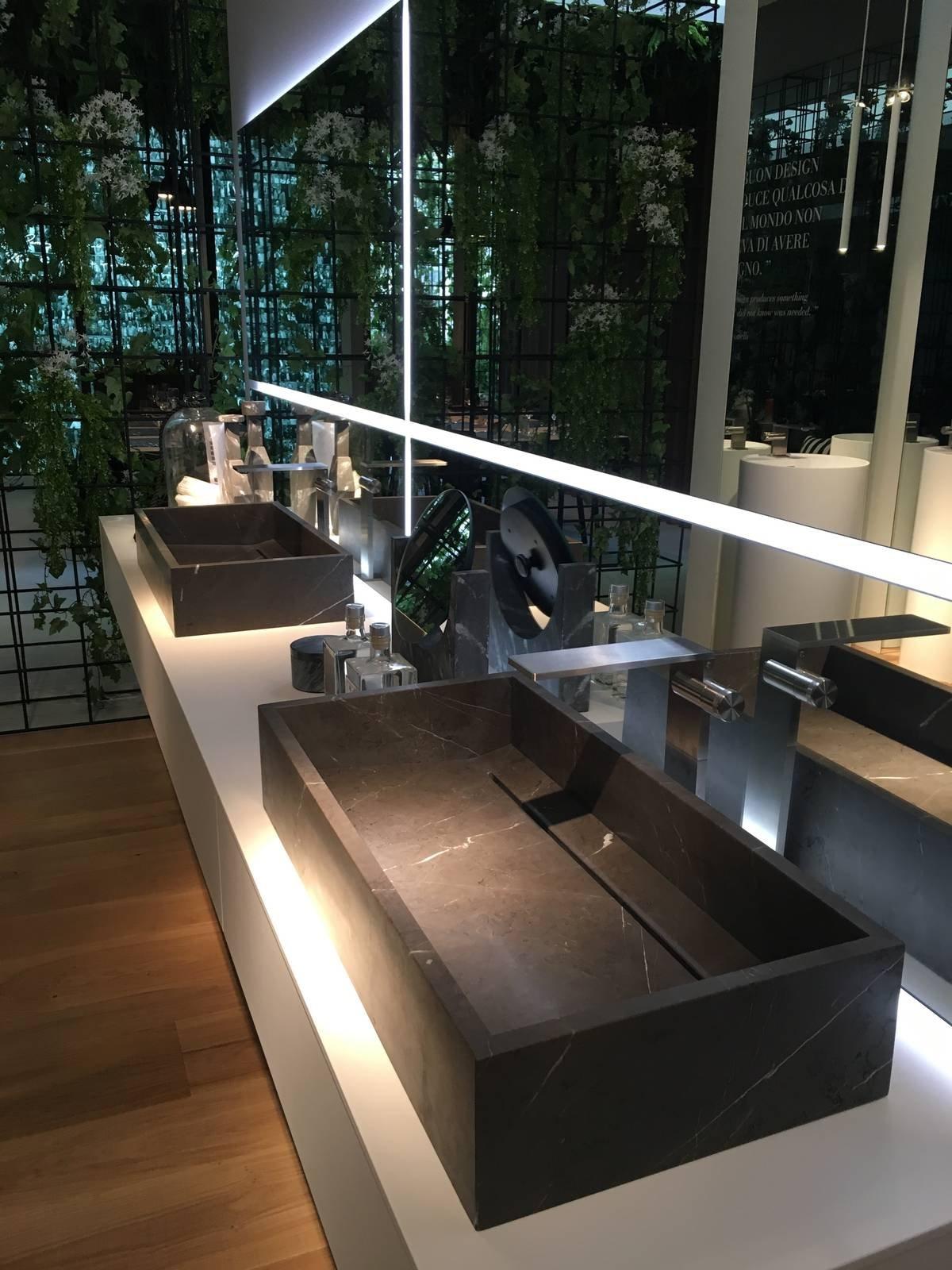 Foto in diretta da cersaie 2017 guarda le nuove tendenze per bagno piastrelle e finiture di - Piastrelle per casa ...